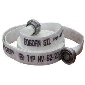 Wąż hydrantowy HV 52-20ŁA - Bogdan Gil - Węże W52