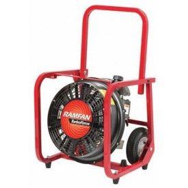 Turbowentylator oddymiający GX200 -  Turbowentylatory