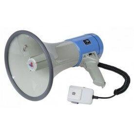 Megafon DH-12 przenośny typu horn 25W -  Megafon (tuba głośnomówiąca)