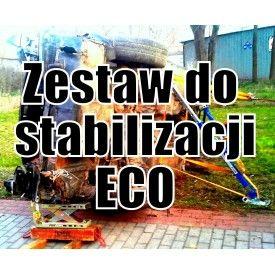Zestaw do stabilizacji ECO - Podpory ratownicze