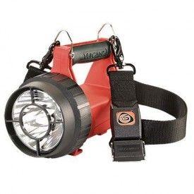 Nowy reflektor ładowalny szperacz ATEX, Vulcan LED