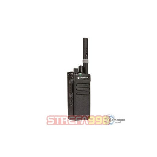 MOTOROLA DP2400 PROFESSIONAL VHF radiotelefon cyfrowy DMR