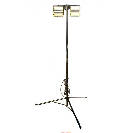 Masz oświetleniowy EPISTAR 4x50W LED -  Maszty oświetleniowe