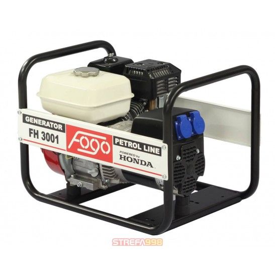 Agregat prądotwórczy FOGO FH3001 2.8kW