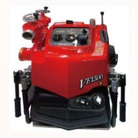 Motopompa pożarnicza TOHATSU VE1500 M16/8 z CNBOP