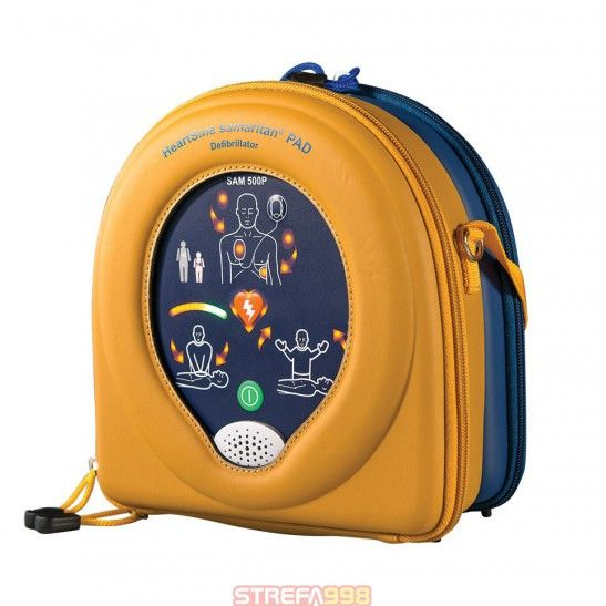 Defibrylator z doradcą RKO Samaritan PAD 500 P