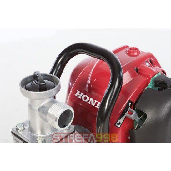 Motopompa WX10  120 l/min (Honda) -  Woda czysta i brudna