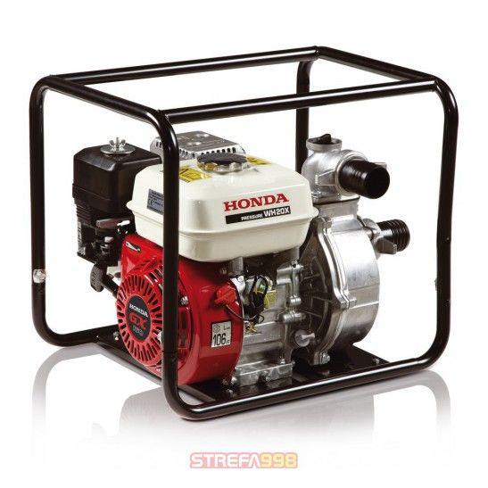 WH 20X 450 l/min Honda