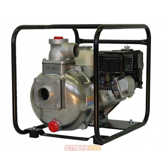 Motopompa wysokociśnieniowa QP-205S (Honda) -  Wysokociśnieniowe