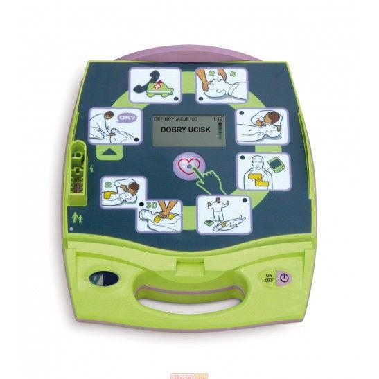 Defibrylator ZOLL AED PLUS z CPR-d