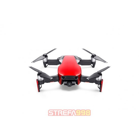 Dron DJI MAVIC AIR FLY MORE COMBO FLAME RED