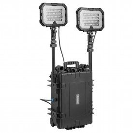 Mactronic Floodlight Twin 36000 lm / 40Ah - Zestawy MACTRONIC