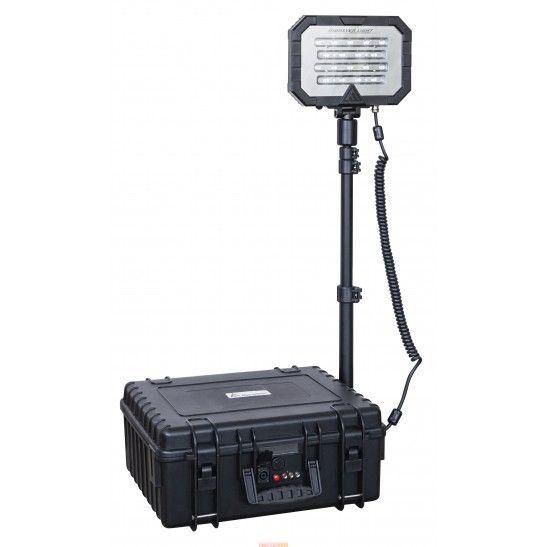 Mactronic Floodlight Midi 18000 lm Przenośny system oświetleniowy /36,4 Ah
