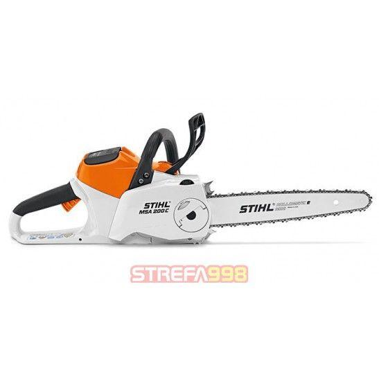 Pilarka Stihl MSA 200 C-BQ bez akumulatora i ładowarki