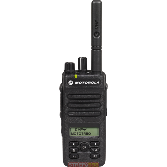 MOTOROLA DP2600 VHF MOTOTRBO PROFESSIONAL radiotelefon cyfrowy DMR