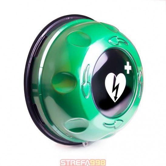 Szafka na AED Rotaid Solid Plus Heat LED z ogrzewaniem