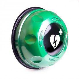 Szafka na AED Rotaid Plus Alarm wewnętrzna -  Szafki do AED