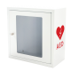 Szafka na AED ASB1001 biała