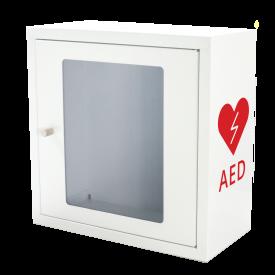 Szafka na AED ASB1000 biała