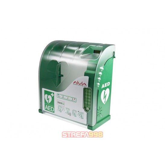 Szafka na AED AIVIA 330 (Indoor/Outdoor)