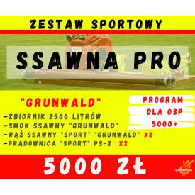 """Zestaw SPORT """"SSAWNA PRO"""""""