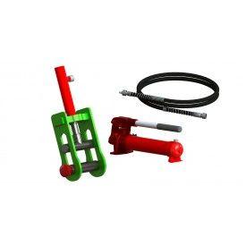 Zacisk hydrauliczny ZHR-65 4t