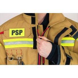 Ubranie Rosenbauer Fire Max SF 2-cz OPZ -  Ubranie specjalne zgodne z OPZ KG PSP  z 2019r.