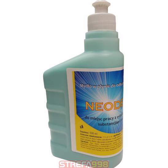 NEODEKONT - mydło dekontaminacyjne 500 ml - Środki do prania i dekontaminacji