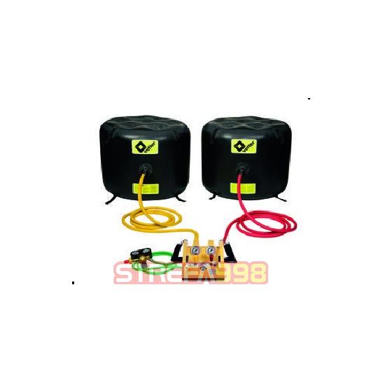 Zestaw poduszek niskociśnieniowy 1 bar 1/13 -  Poduszki niskociśnieniowe