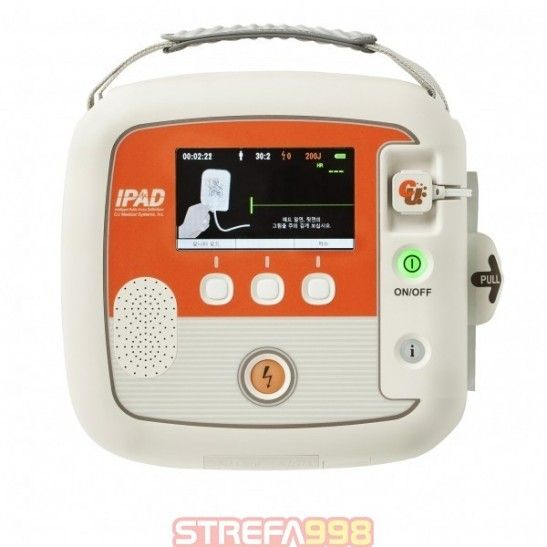 Defibrylator CU Medical iPAD SP2 - AED iPAD
