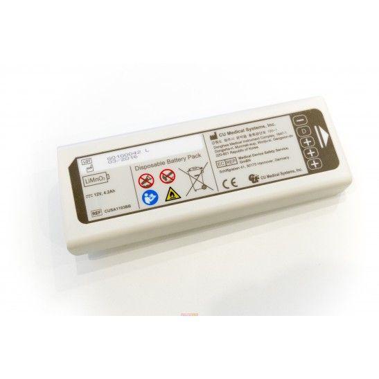 Bateria CU Medical iPAD  do defibrylatora SP1 -  AED iPAD