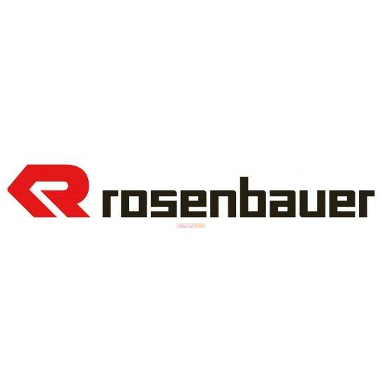 Rękaw pianowy półsztywny do Wentylatora FANERGY V16 ROSENBAUER 8m - Akcesoria do wentylatorów ROSENBAUER