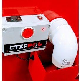 Tarcza nalewowa CTIFPOL -  Sprzęt dla MDP