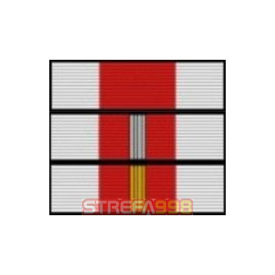 Baretka Medal Za Zasługi dla Pożarnictwa - Baretki