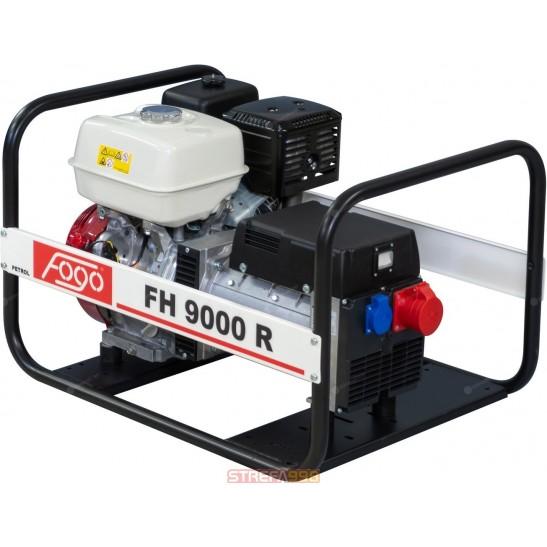 Agregat prądotwórczy FOGO FH 9000R -  3-fazowe