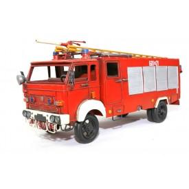 Replika samochodu strażackiego STAR 244 - Repliki wozów