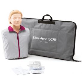 Fantom Laerdal Little Anne QCPR  - dorosłego -  Nauka pierwszej pomocy