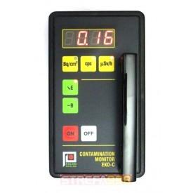 Monitor Skażeń Radioaktywnych typ EKO-C -  Specjalizacja poszukiwawczo-ratownicza