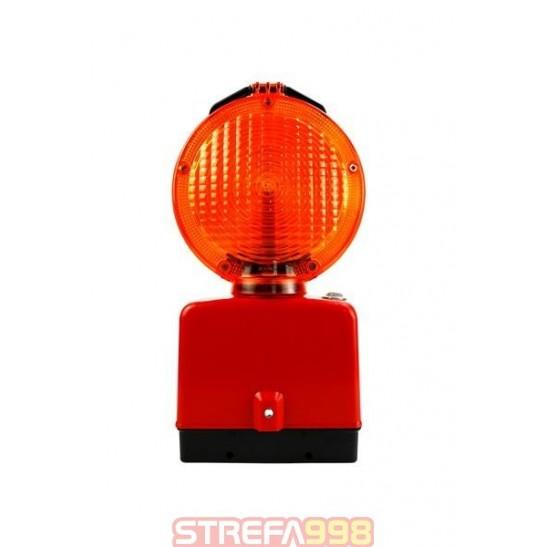 Lampa błyskowa dwubateryjna -  Lampy ostrzegawcze i flary