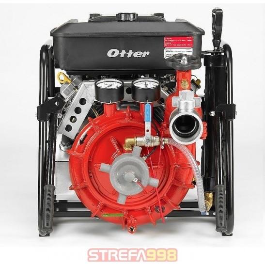 Motopompa pożarnicza OTTER - bez rozrusznika el. -  Woda czysta i brudna