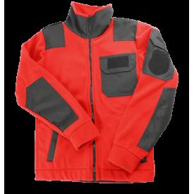 Polar DeLux 500 - czerwony -  Polary