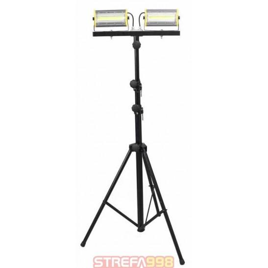 Maszt oświetleniowy 2x500W 3.4m -  Maszty oświetleniowe