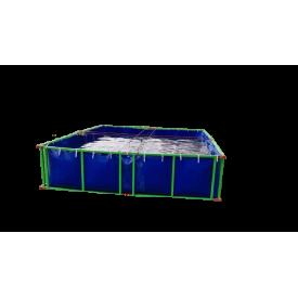 Zbiornik na wodę 13 m3 MikoRescueTech